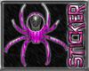 [Ph]Spider-Down~Purple~