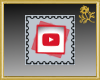 YouTube Stamp