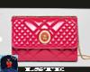 Fuchsia Versace Bag