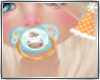 party animals pacifier