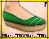 Slip On Shoes [green]