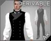 ~AK~ Vest & Ascot Outfit
