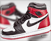 ▲ 1's Satin Black Toe