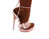 Sexy Peach Heels