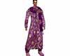 Purple Sherwani