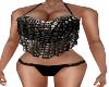 Yasmin Black Bikini