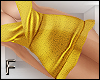 !F Kellz Dress Yellow