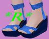 *R* Blue Glogs
