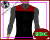 VOY Vest Red Duty M