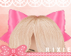 Kid Pink Bow