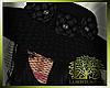 LS~Eboniti Veiled Hat