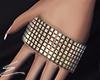 Rock It Hand Bracelet