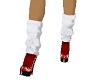 zapatos navideños