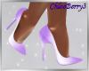 Tina Heels Lavender