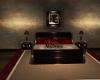 ~DES~ End Table/ Lamp