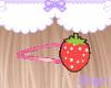 Kawaii Strawberry clip