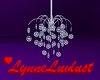 Diamond chandelier