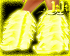 Rave Yellow Monster Boot