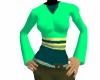 Green Lover Tneck