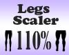 Legs Scaler 110% / M