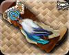 ! Native suede blue