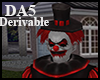 (A) Scary Clown Avatar