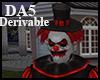 (A) Scary Clown Avatar
