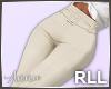 Belted Ivory Slacks RLL