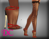 (DC)Black Stockings Red