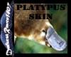 Duckbilled Platypus Bill