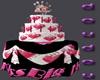 "birthday cake ""pink"""