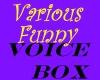 Various Popular Funny VB
