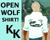 (KK)WOLF LGHT TEAL