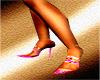 **diamond pink shoes**