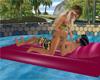 Couple Pool Float DV
