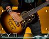 Cym Gypsy Guitar