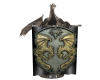 golden dragon banner