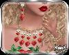 ! Full Strawberry Jewels