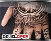:D Tribal Hands Tattoo
