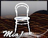 MIA1-poses chair white-