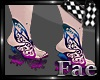 Fantasy Butterfly Shoes