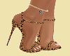 "Leopard Print 5"" Heels"