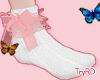 🦋 Cute socks