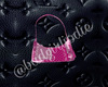 +$ bandgirl pink purse