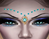 Mermaid Head Jewelry