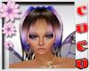 Dream Fairy Purple Hair