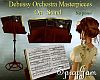 Debussy Music Book_Stand