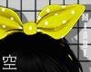 空 HeadBand Yellow 空