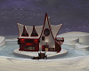 whimsical north pole
