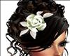 Delicate hair flower g